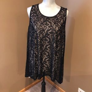 Alfani Tunic Tank Top